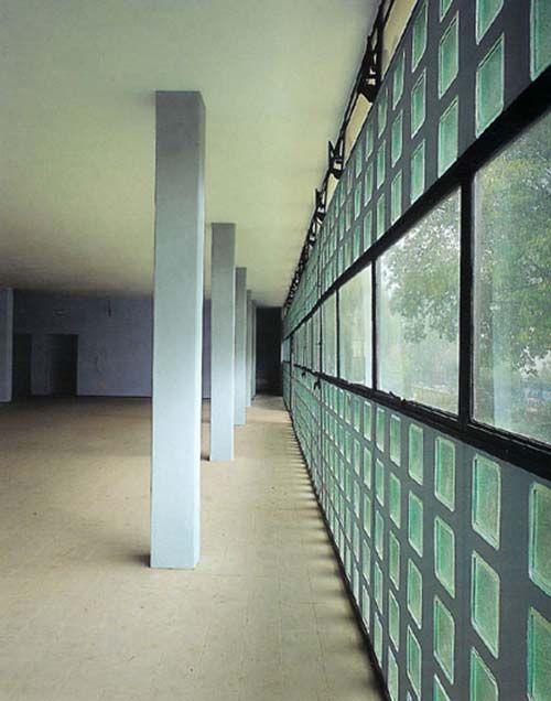 IT, Alessandria, Antitubercular Dispensary. Architect Ignazio Gardella, 1938.
