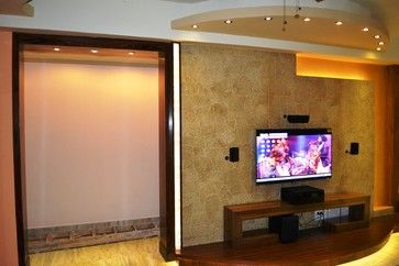 Residential Work In Park Street Kolkata Contemporary Family Room