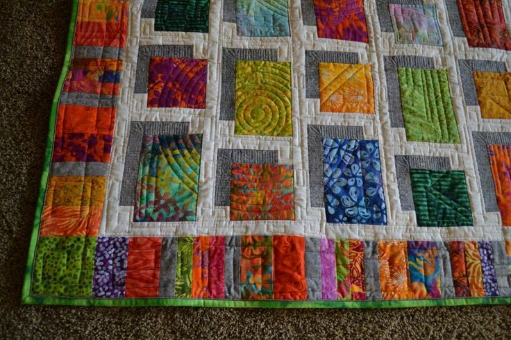 101 Best Quilting Images On Pinterest Log Cabin Quilts