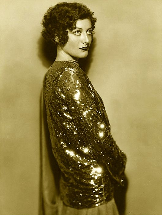 Joan Crawford, photographed by Ruth Harriet Louise — 1928