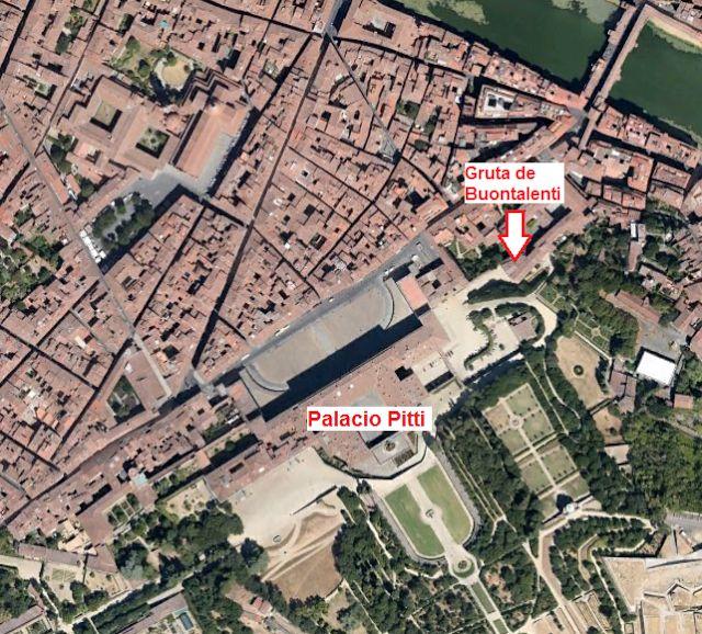 Los lugares tras el libro Inferno de Dan Brown: La Gruta de Buontalenti, escondite de Langdon y Sienna Brooks en el Palacio Pitti