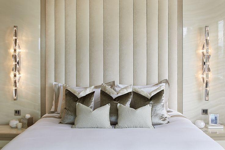 Master Bedroom, Penthouse, St John's Wood - Morpheus London