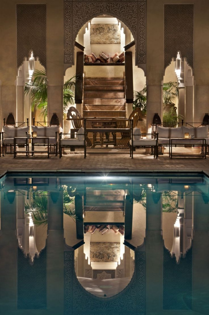 The Art Of The Moroccan Riad - Point of View - December 2013 ... Modern Morocan Home S Design on