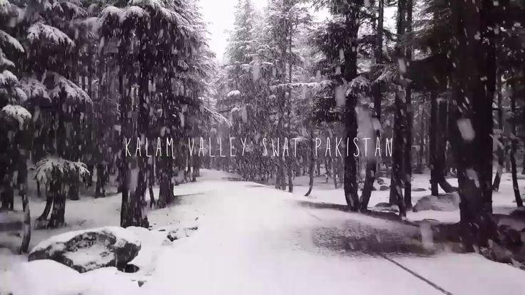 Kalam valley swat pakistan tourism