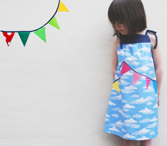 Funky dresses ETSYLittle Dresses, Beach Parties Dresses, Summer Dresses, Girls Summer, Kids Fashion, Girls Clothing, Summer Beach Parties, Kids Clothing, Buntings Girls
