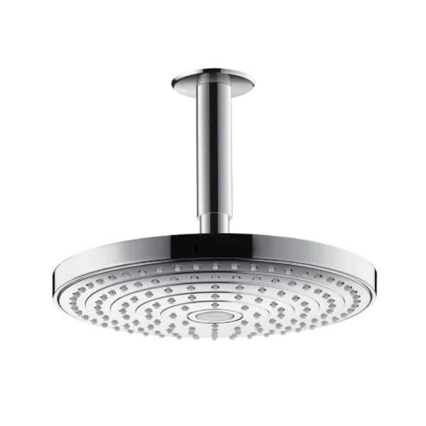 hansgrohe rain shower head. Hansgrohe 240 Raindance Select S EcoSmart Rain Shower Head with 100mm  Ceiling Connector 8 best Heads images on