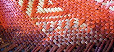 Kura Gallery Maori Weaving Jess Paraone Wall Art