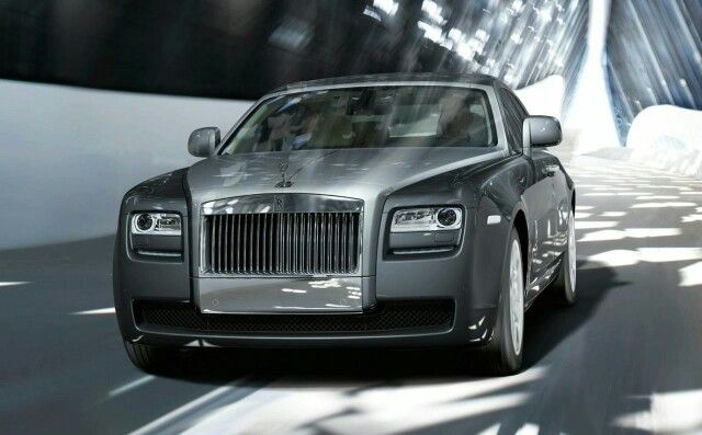 Rolce Royce Ghost