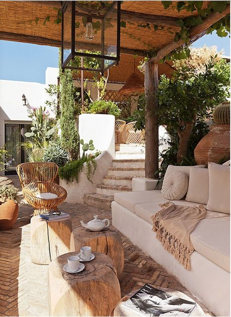 Jean Louis Deniot design in Capri