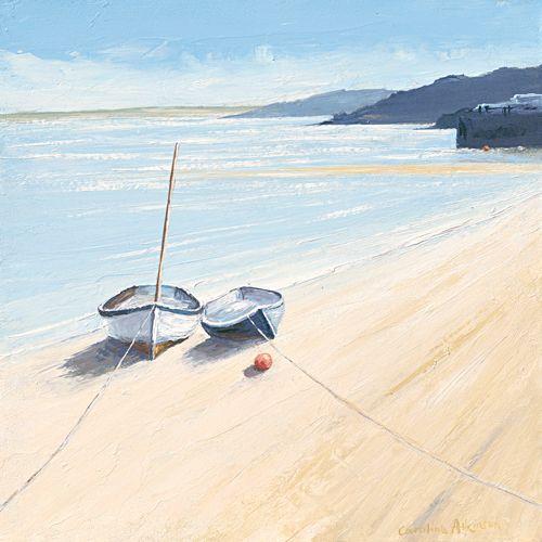 Waiting for the Tide - Caroline Atkinson - IG 8360