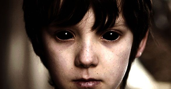 Read about reporter Brian Bethel's encounter with the creepy Black Eyed Kids at Reporternews.com
