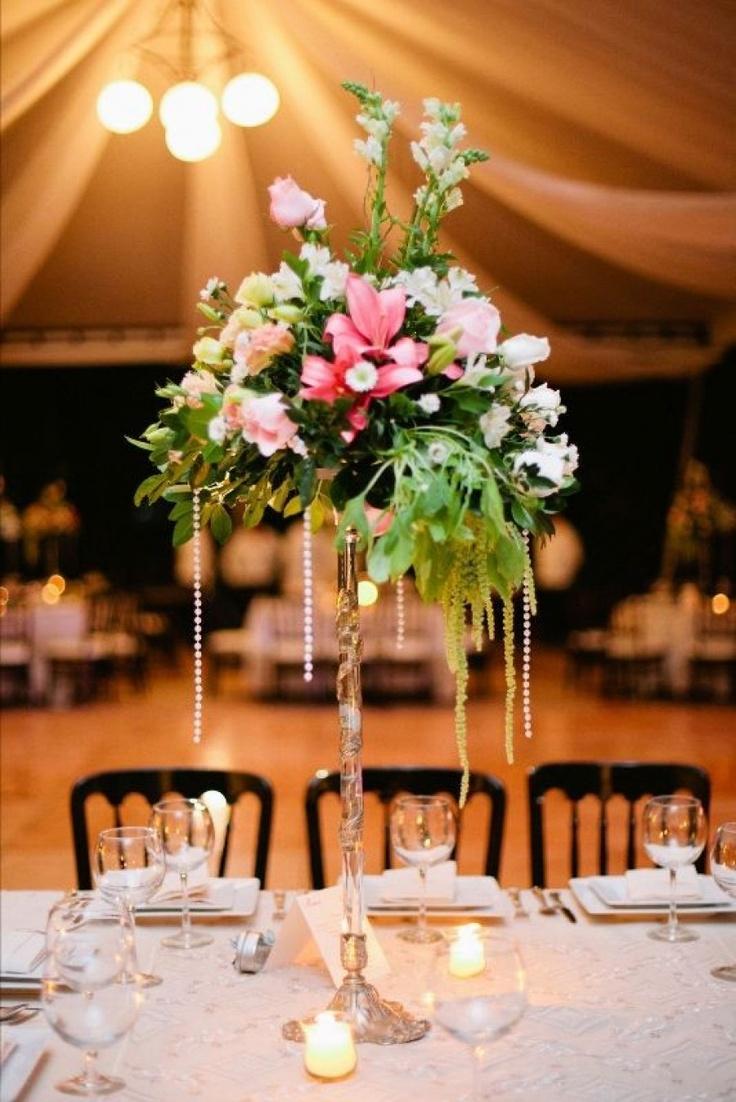 17 best images about decorations for events on pinterest - Centros de mesa con flores ...