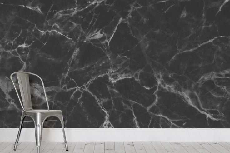 Black Marble Wallpaper