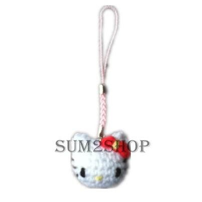 Amigurumi Penguin Cell Phone Strap : 17 Best images about Hello Kitty on Pinterest Hello ...
