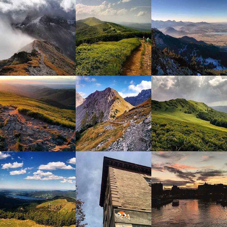 #bestnine2016 - Nature rules and knows best!   happy new 2017!  #natureknowsbest #hiking #wandering #naszlaku #Bieszczady #poland #igerspoland #Austria #igersaustria #bavaria #voralpen #igersgermany #2016bestnine #2017