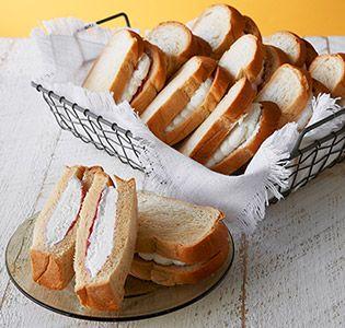 [パン工房カワ] 生クリームサンド 12個入り|グルメ・ギフトをお取り寄せ【婦人画報のおかいもの】