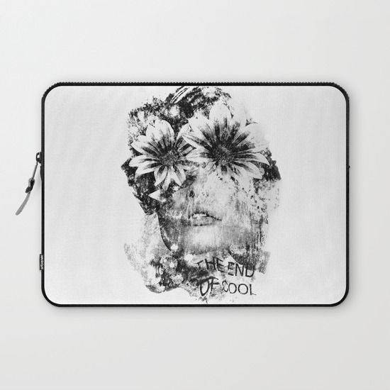 15 inch Laptop Sleeve by Mark Francis Williams