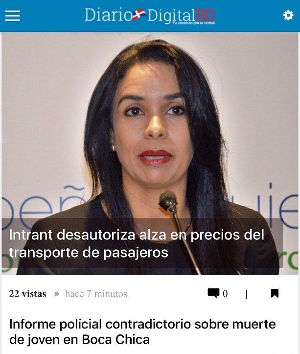 Baja App DiarioDigitalRD, lleva las noticias en tu celular o tablet