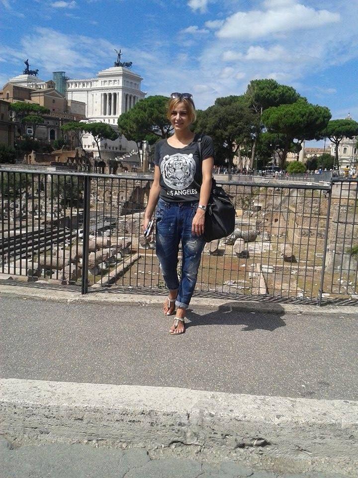 Piazza Venezia in Roma, Lazio