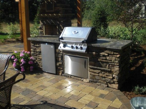 about Outdoor Kitchens by Signature on Pinterest  Outdoor kitchens ...