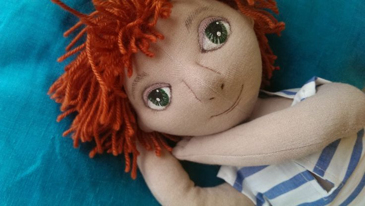 котОмка: Добрый день! или Кукла мальчик желает познакомитьс...
