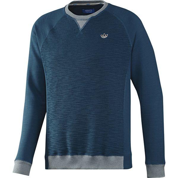 Sweat-shirt adidas Originals - Les essentiels du printemps à moins de 100€ via #GQ