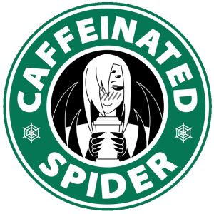 Rachnera  (Monster Musume) As Starbucks logo, i would visit them...like a lot!
