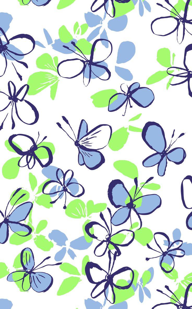 Butterfly Shadows Print. #PrintsbyHUE