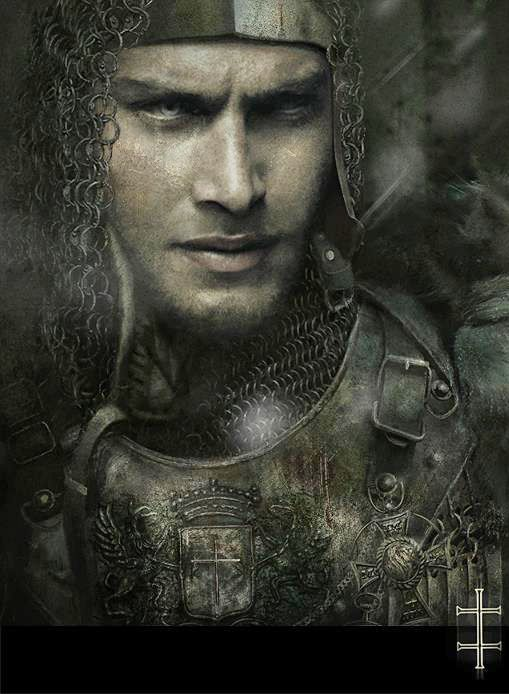 Eve Ventrue (cropped for detail) Another handsome knight.