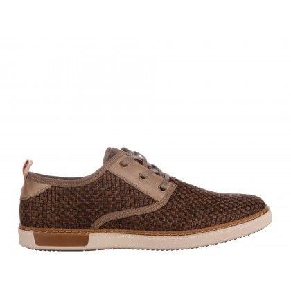Pantofi casual Gryxx maro, din material textil