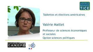 Tablettes et élections américaines