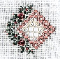 A Garden In Silk, free pattern at Kreinik, along with a lot of other free patterns.