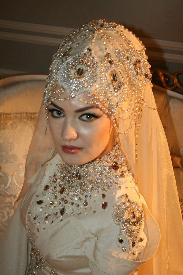 Turkish Muslim Wedding Muslimah Wedding Dress Hijab Wedding