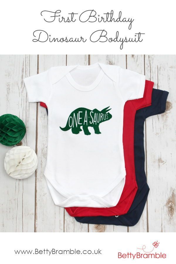 e4a553a9 Dinosaur First Birthday Onesie | baby dress | Dinosaur first birthday, 1st  birthday boy gifts, 1st birthday boy shirt