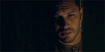 GIF: Tommy as Forrest Bondurant - Lawless (2012) / TH0056A
