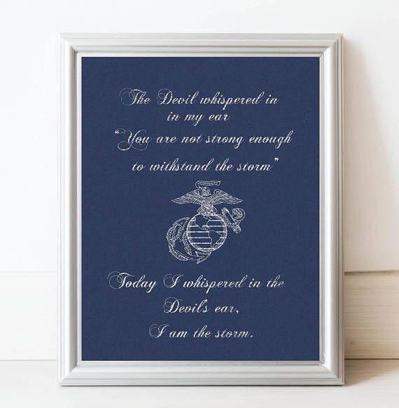 Marine Boyfriend Gift For Valentines Day