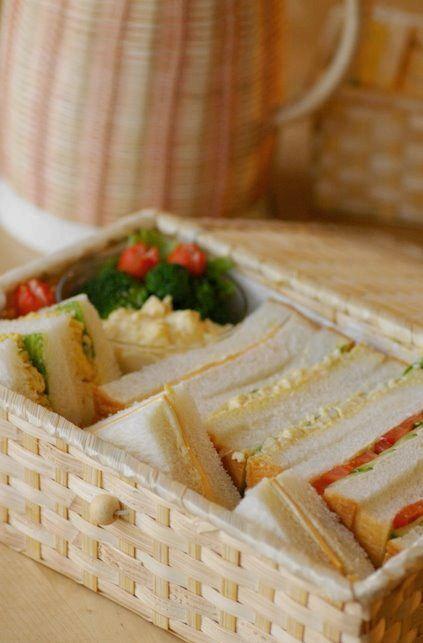 サンドイッチ弁当 Sandwich BENTO