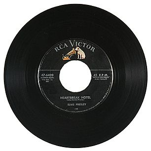 500 Greatest Songs of All Time: Elvis Presley, 'Heartbreak Hotel' | Rolling Stone