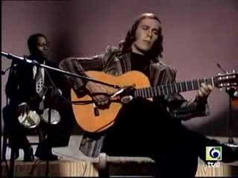 Paco de Lucia - Entre dos aguas (1976) full video (+lista de reproducción)