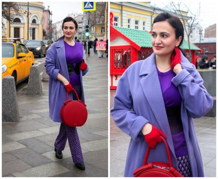 Стильный look от стилиста Карины Каприэловой.
