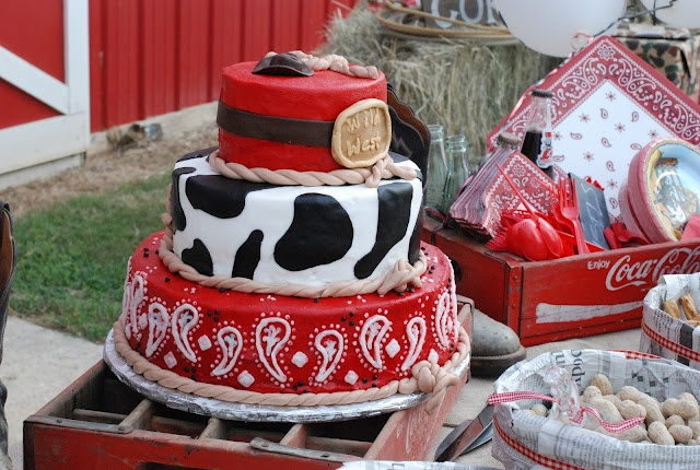 Cowboy party: Cakes Ideas, Baby Shower Cakes, Birthday Parties, Cowboys Up, Cowboys Cakes, Parties Ideas, Cowboys Parties, Westerns Cakes, Birthday Cakes