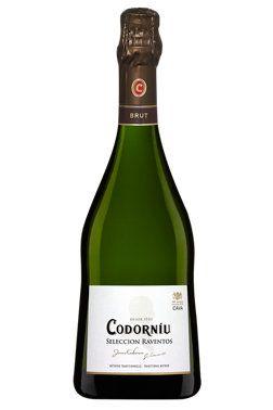 Codorniu, Selección Raventós Brut #wine #wineblog #deuxbouteilles