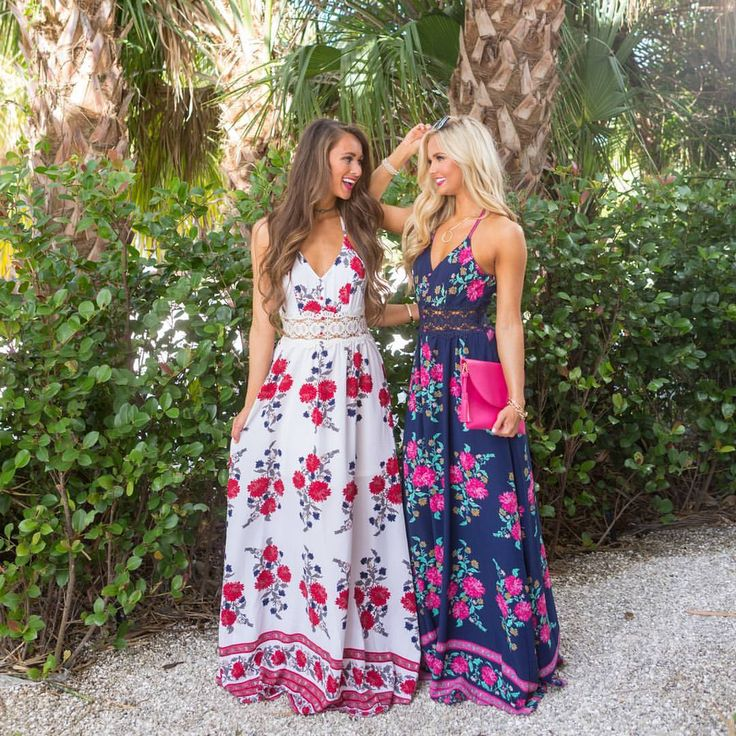 "1,746 Likes, 34 Comments - The Pink Lily Boutique (@thepinklilyboutique) on Instagram: ""We are in LOVE with these floral dresses!! Which color is your favorite?! (shop link in bio)…"""