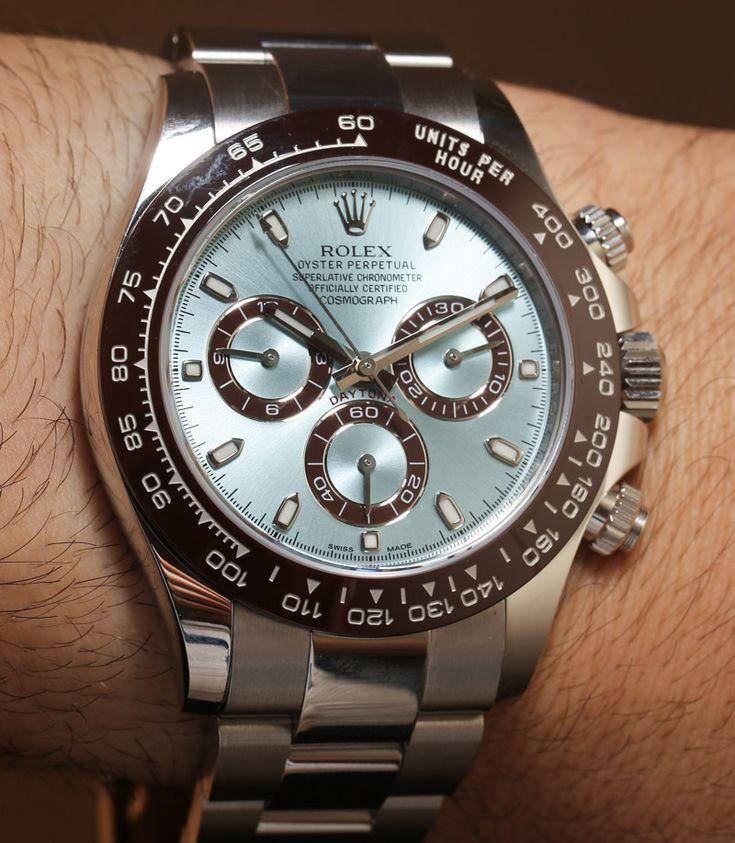 Rolex Daytona Platinum 116506 Hands-On