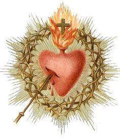 Divino Corazón de Jesús, henos aquí postrados ante vuestra santa imagen, con los sentimientos de la más profunda gratitud por todos vuestros beneficios y del más ardiente amor por vuestra inefable bondad. Nosotros os consagramos, oh divino rey, por medio del Corazón Inmaculado de María y bajo el poderoso patrocinio de san José, toda nuestra familia. Sea nuestro hogar como el de Nazaret, el asilo inviolable del honor, de la fe, de la caridad, del trabajo, de la oración, del orden y de la paz