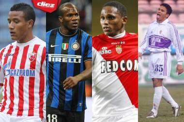 Inter de Milán, AS Roma, Estrella Roja, Atlético de Madrid, San Lorenzo de Almagro, Tottenham, Napoli y Benfica han probado el sabor de los catrachos.