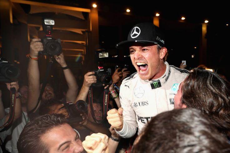 Weltmeister Rosberg: Im Schleichtempo zum WM-Titel - SPIEGEL ONLINE - Sport