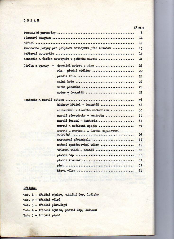 Moto servis - Jawa , veterány, pionier, sachs, | ČZ 125 typ 511