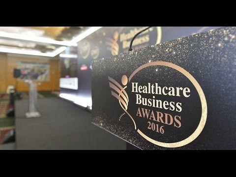Healthcare Business Awards 2016 Ceremony showreel