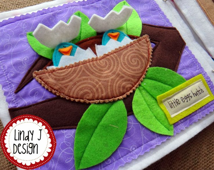 Lindy J Design: Tiny Miracles  Darling idea.